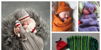 Knit Baby Sleep Sack Free Knitting Patterns