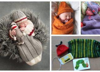 Knit Baby Sleep Sack Free Knitting Patterns