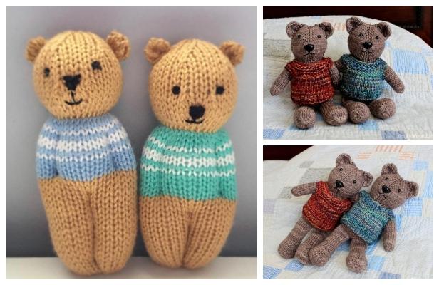 Amigurumi teddy bear pattern - Amigurumi Crochet | 400x616