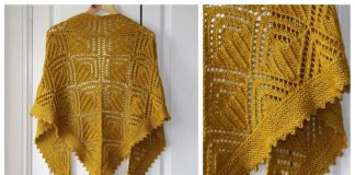 Knit Rumpelstiltskin Lace Shawl Free Knitting Pattern