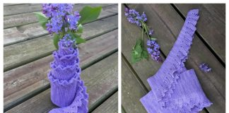 Easy Knit Garter Stitch Scarf Free Knitting Patterns