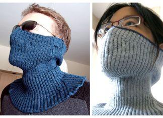 Knit Bike Mask Free Knitting Patterns