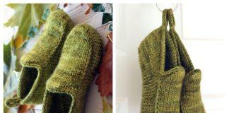 Woodland Loafers Knitting Pattern