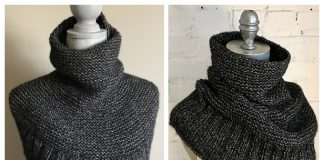 Knit Getting Warmer Cowl Free Knitting Pattern