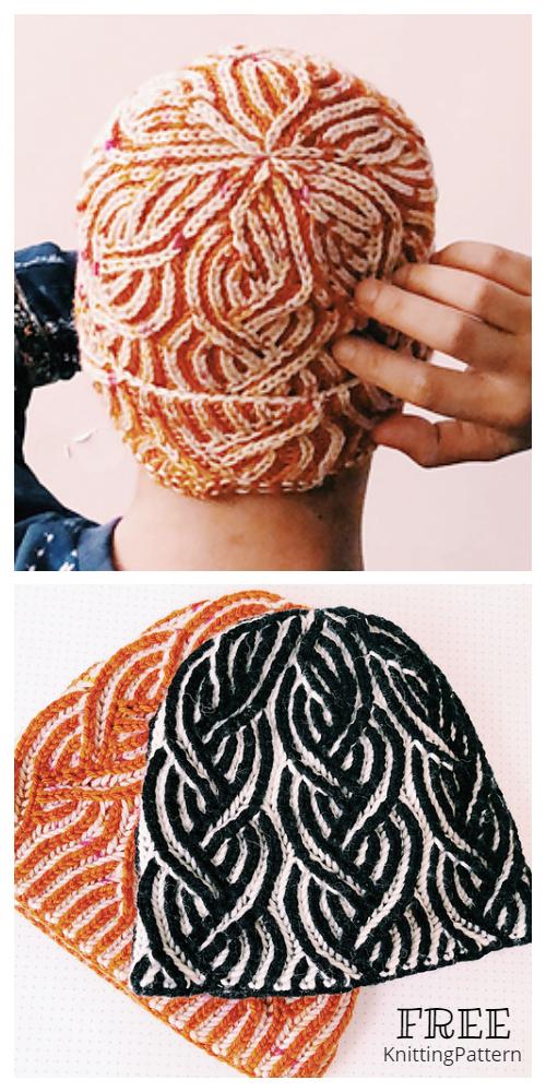 Knit Flashpoint Hat Free Knitting Pattern