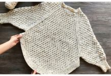 Great Curves Poncho Free Knitting Pattern