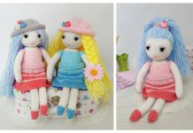 Knit The Girlfriends Doll Free Knitting Pattern