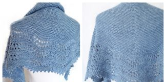 Knit Beckley Shawl Free Knitting Pattern