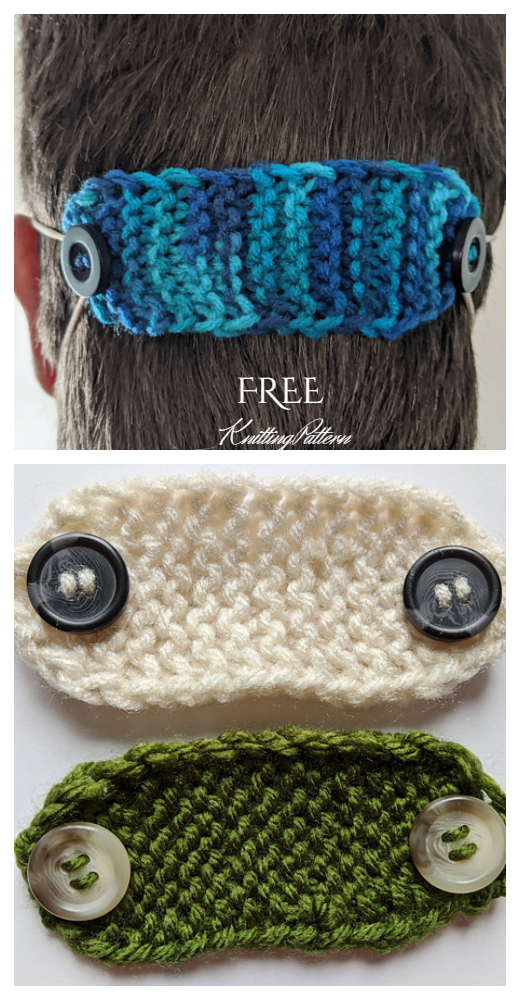 Knit Ear Savers Free Knitting Patterns Amp Paid Knitting