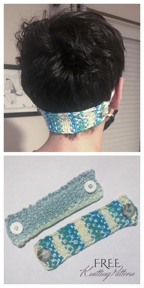 Knit Ear Savers Free Knitting Patterns