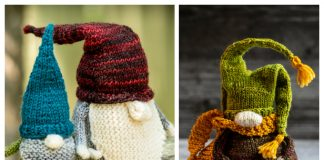 Amigurumi Gnome Knitting Patterns