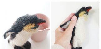 Amigurumi Penguin Free Knitting Pattern