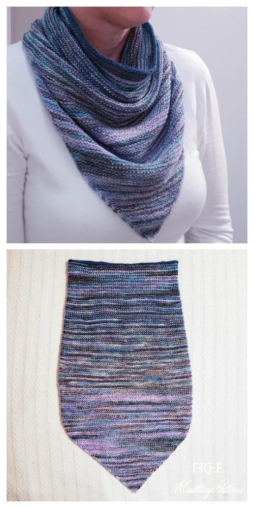Knit Creativity Cowl Free Knitting Patterns