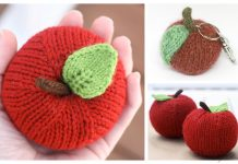 Amigurumi Apple Free Knitting Patterns