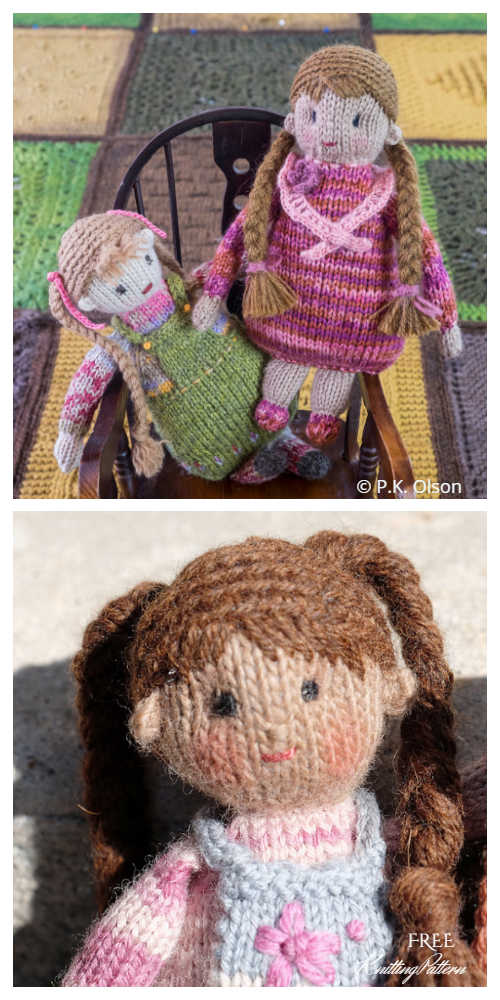 Amigurumi Little Boy and Girl- FREE PATTERN (Amigurumi Free ... | 1000x500