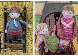 Amigurumi Little Kiddle Doll Free Knitting Patterns