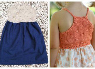 Knit Fabric Sundress Free Knitting Patterns
