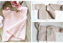 Norwegian Fir Sweater Knitting Patterns