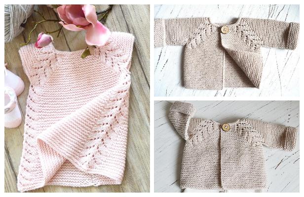 Norwegian Fir Sweater Knitting Patterns - Knitting Pattern