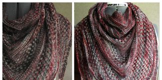 Reyna Shawl Free Knitting Pattern