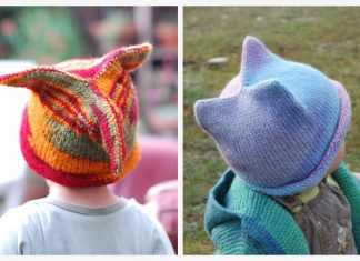 Baby Jester Hat Free Knitting Patterns