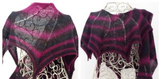 Nautilus Shawl Free Knitting Patterns