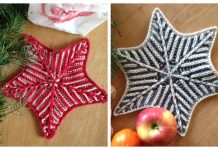 Christmas Star Free Knitting Patterns