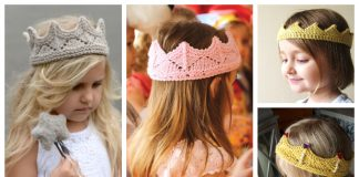 Knit Crown Free Knitting Patterns & Paid