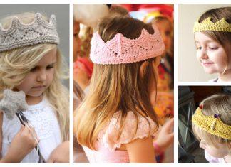 Knit Crown Free Knitting Patterns & Paid