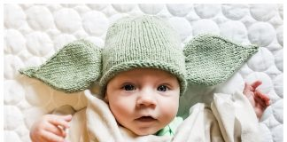 Yoda Hat Free Knitting Patterns