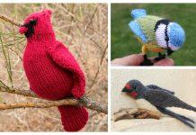Amigurumi Bird Free Knitting Patterns