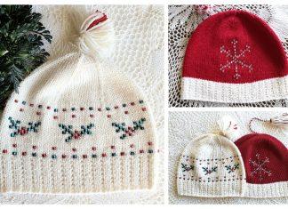 The Hostess Hat Free Knitting Patterns