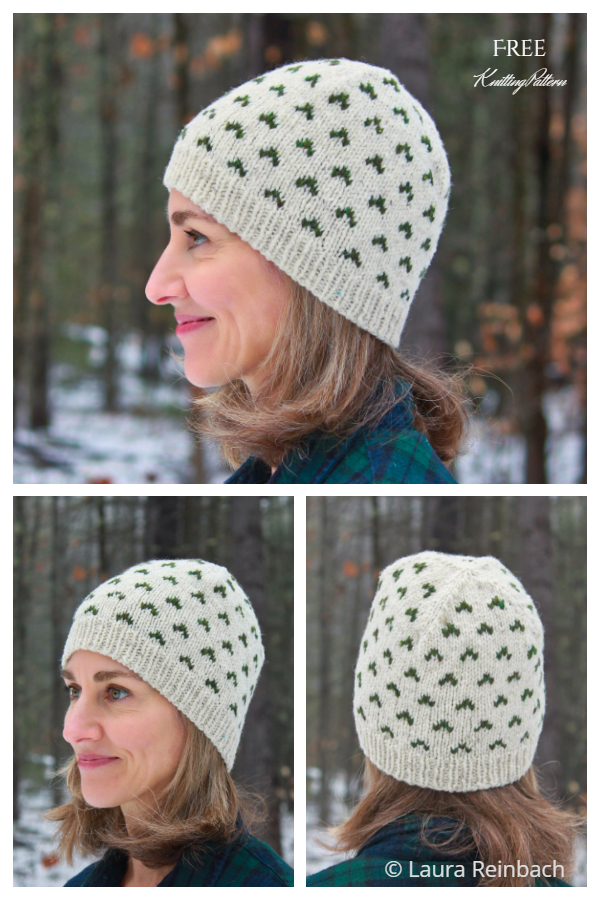 Rhys Hat Free Knitting Pattern