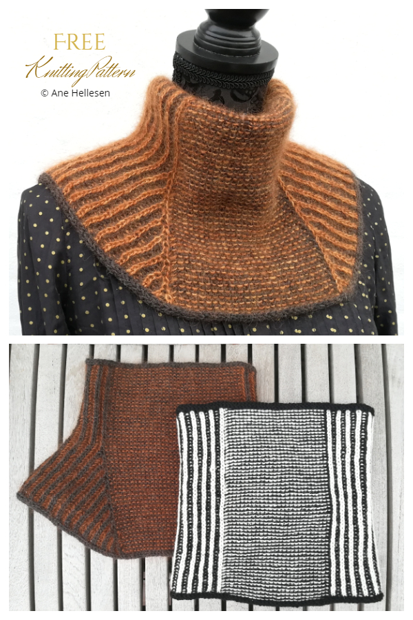 Krista Tuck Cowl Free Knitting Patterns