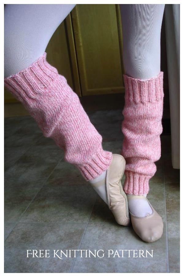 Easy-Peasy Bacak Isıtıcıları Ücretsiz Örgü Modelleri