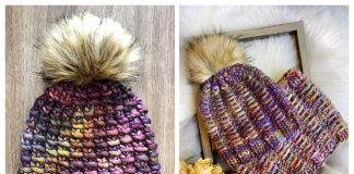 Super Bulky Hat Free Knitting Patterns