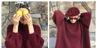 My Favorite Sweater Knitting Pattern