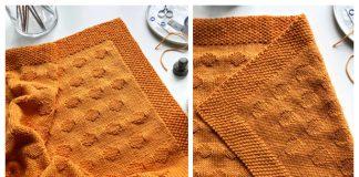 Take a Sunrise Baby Blanket Free Knitting Pattern