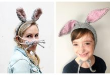 Bunny Ears Free Knitting Patterns