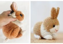Amigurumi Dutch Bunny Knitting Patterns