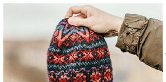 Knit Katie's Kep Hat Free Knitting Pattern