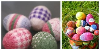 Knit Easter Eggs Free Knitting Patterns