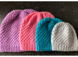 Pennys Hat Free Knitting Pattern
