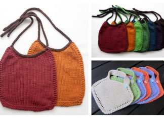 Easy Baby Bib Free Knitting Patterns