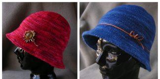 Knit Bucket Hat Free Knitting Pattern