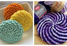 Cleaning Scrubber Free Knitting Patterns