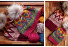 Love Colorwork Hat Knitting Pattern Free by 6/20/2021