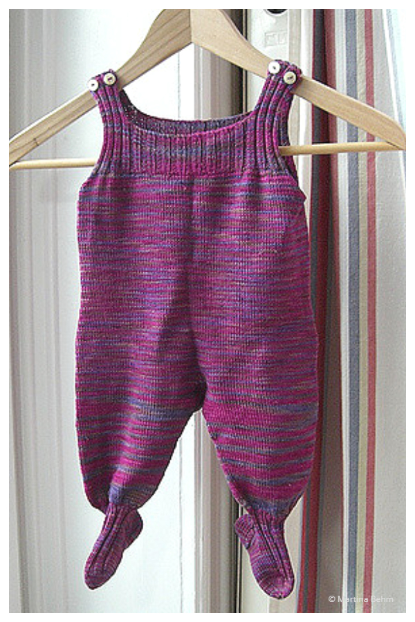 Uzorak besplatnog pletenja Pepita Baby Onesie