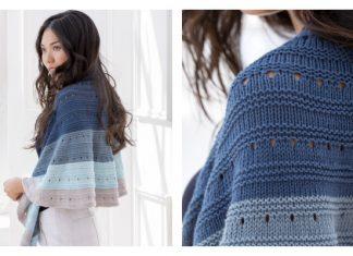 Beach Haven Shawl Free Knitting Pattern