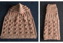 Knit Dalek Hooded Baby Blanket Free Knitting Pattern
